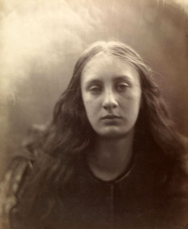 Julia Margaret Cameron. 'Christabel' 1866