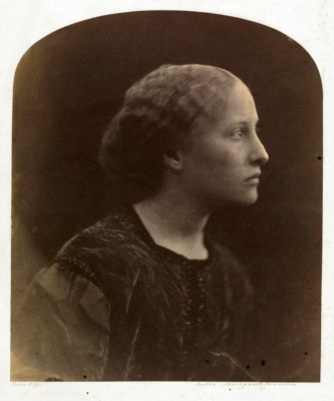 Julia Margaret Cameron, 'Christiana Fraser-Tytler' c. 1864-1865