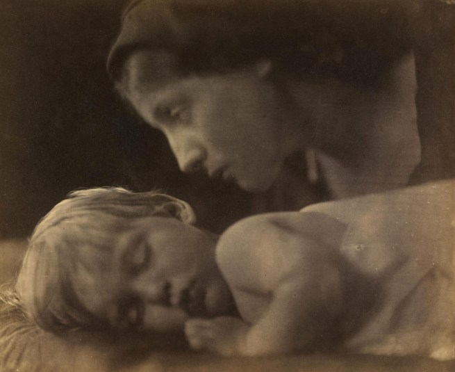 Julia Margaret Cameron. 'Devotion' 1865