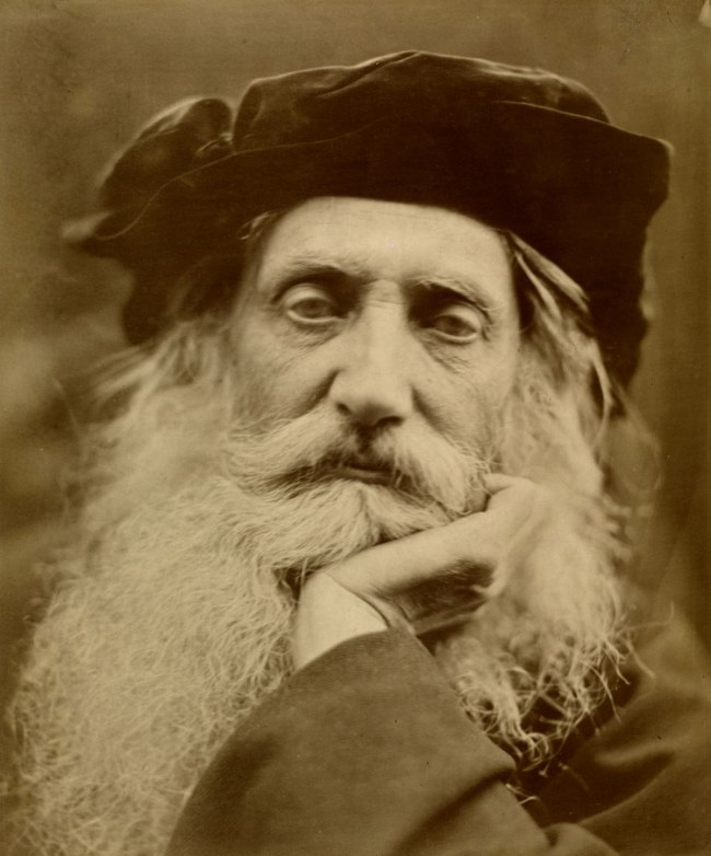 Julia Margaret Cameron. 'Henry Taylor' October 10, 1867
