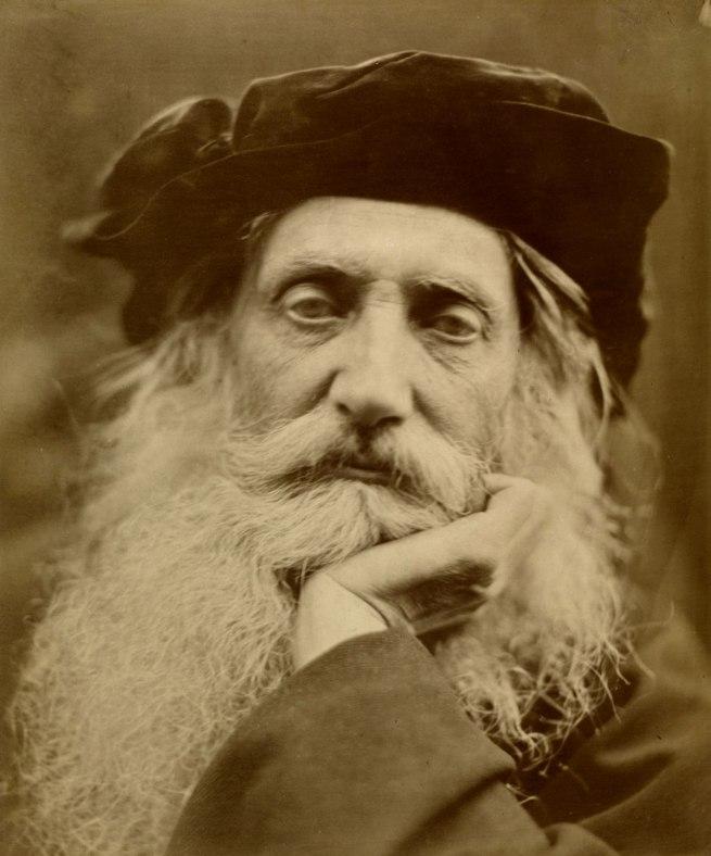 Julia Margaret Cameron. 'Henry Taylor' October 10, 1867