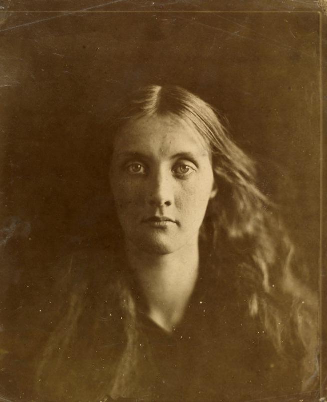 Julia Margaret Cameron. 'Julia Jackson' 1866