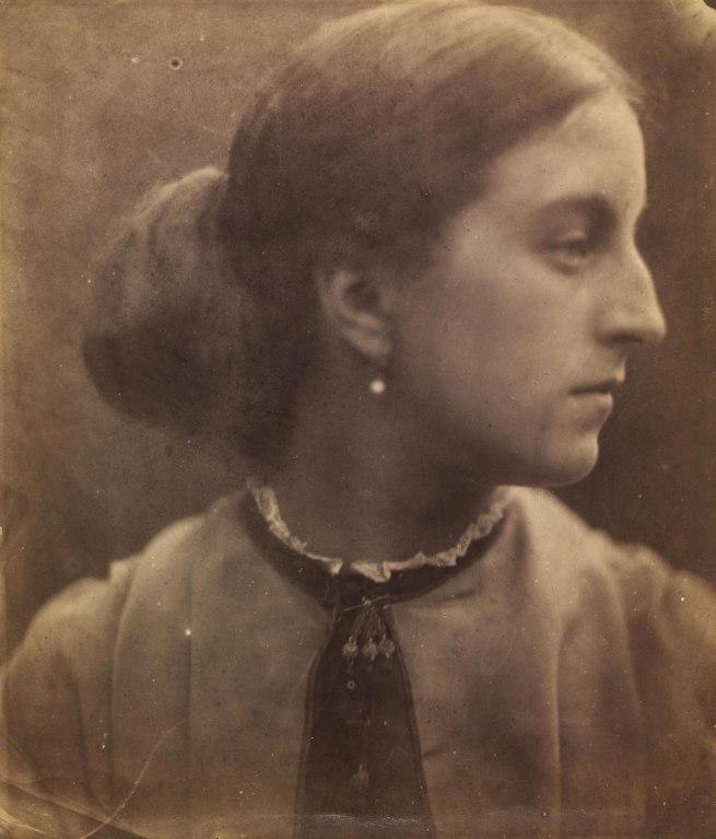Julia Margaret Cameron. 'Lady Adelaide Talbot' May 1865
