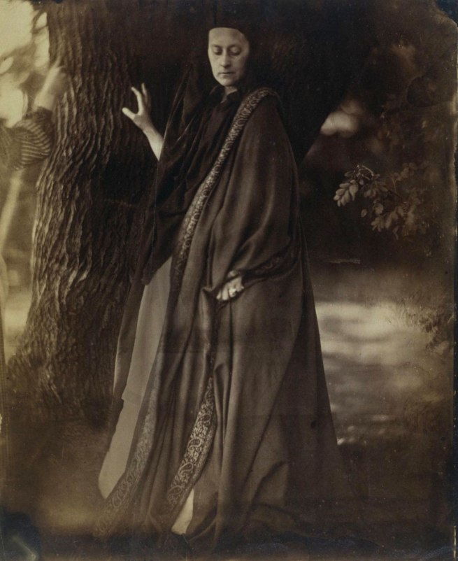 Julia Margaret Cameron. 'Lady Elcho / A Dantesque Vision' 1865