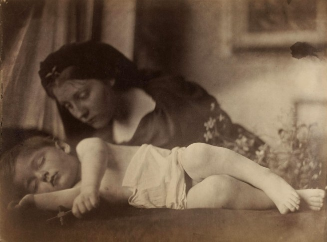 Julia Margaret Cameron. 'The Shadow of the Cross' August 1865