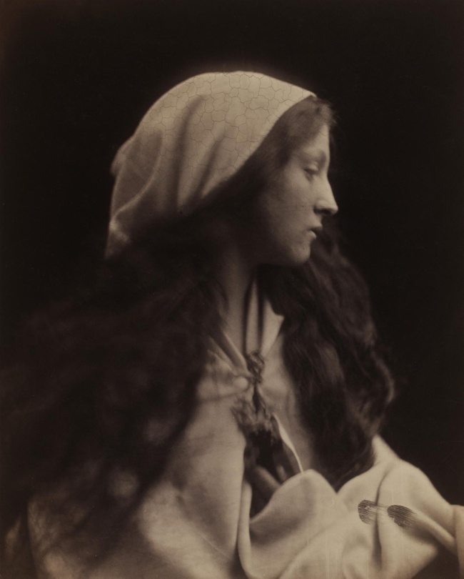 Julia Margaret Cameron. 'The Dream' 1869