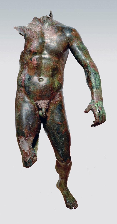 Male Torso 300-200 B.C.
