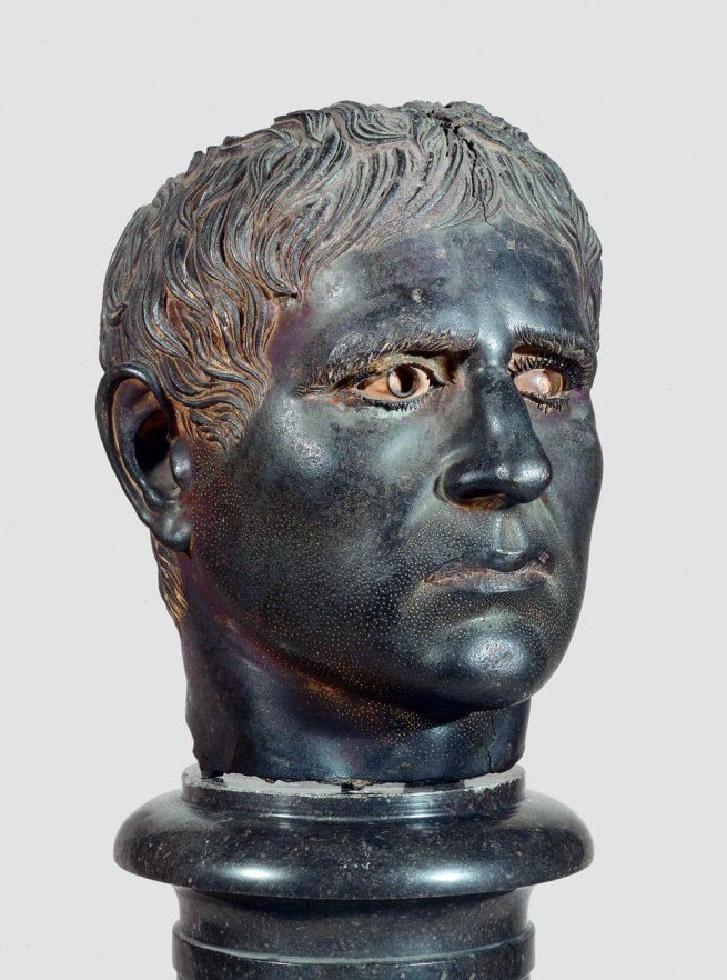 Portrait of a Man About 300 B.C.