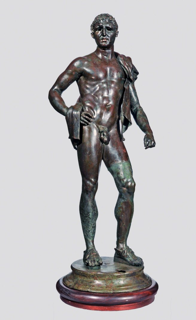 Ruler in the Guise of Hermes or Perseus 100 B.C.-A.D. 100