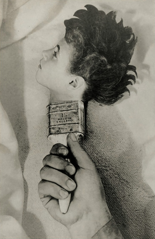 Grete Stern (Argentine, born Germany. 1904–1999) 'Sueño No. 31: Made in England' 1950