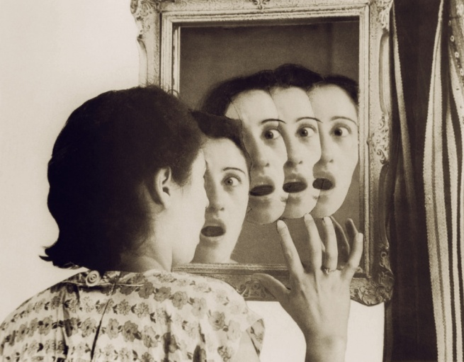 Grete Stern (Argentine, born Germany, 1904-1999) 'Sueño No. 7: Who Will She Be?' 1949