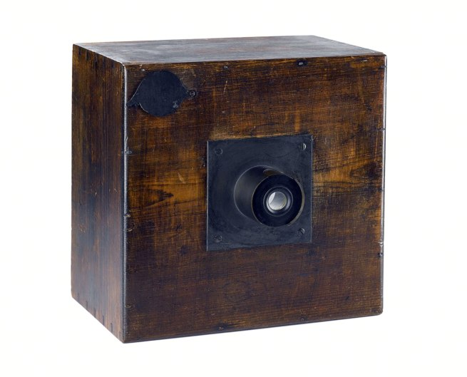 William Henry Fox Talbot. 'Talbot's home-made camera' 1840s