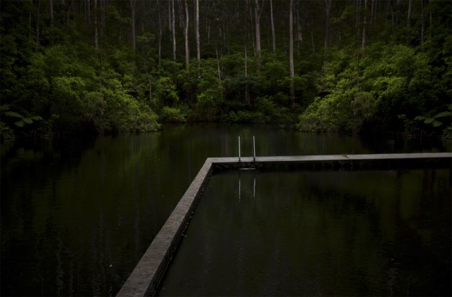 Rebecca Dagnall. 'Pioneer pool' 2015