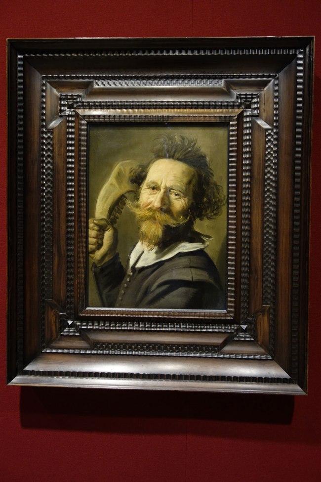 Frans Hals (The Netherlands, 1582/3-1666) 'Portrait of Pieter(?) Verdonck' c. 1627