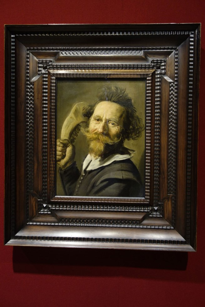 Frans Hals (The Netherlands, 1582/3-1666) 'Portrait of Pieter(?) Verdonck' c. 1627