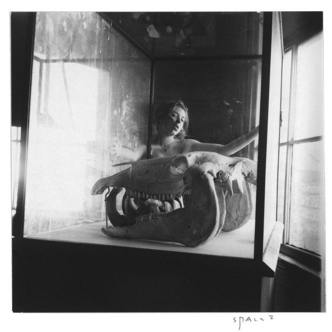 Francesca Woodman. 'Space2', Providence, Rhode Island, 1975-1976