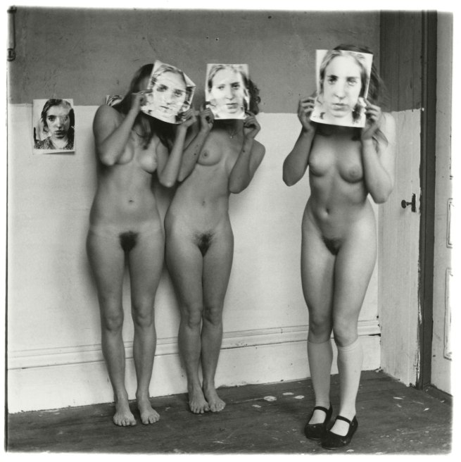 Francesca Woodman. 'About Being My Model', Providence, Rhode Island, 1976
