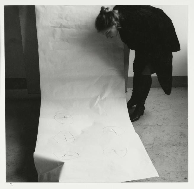 Francesca Woodman. 'Spring in Providence # 2', Providence, Rhode Island, 1976