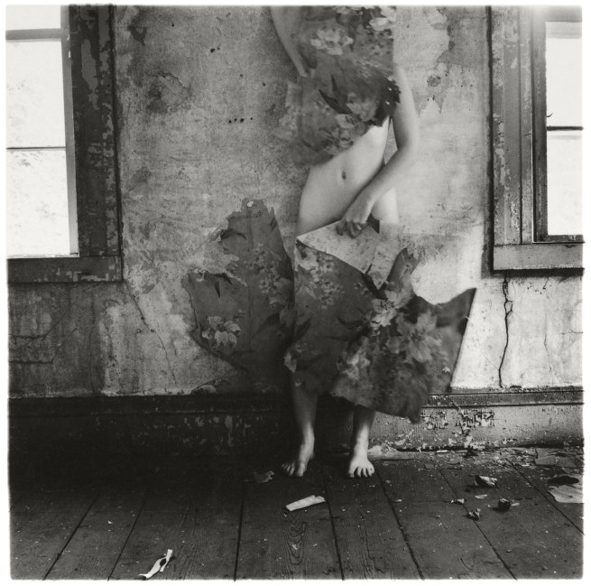 Francesca Woodman. 'From Space2', Providence, Rhode Island, 1976
