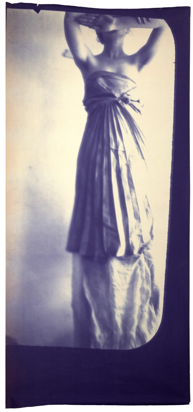 Francesca Woodman. '(Study for Temple Project)', New York, 1980