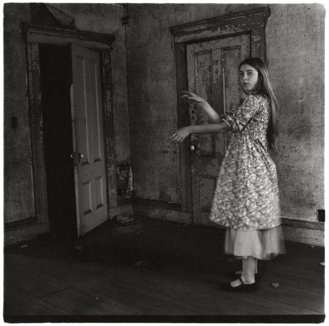 Francesca Woodman. 'Untitled', Providence, Rhode Island, 1975-78