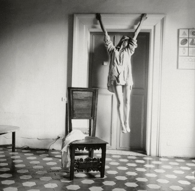 Francesca Woodman. 'Untitled', Rome, Italy, 1977-78