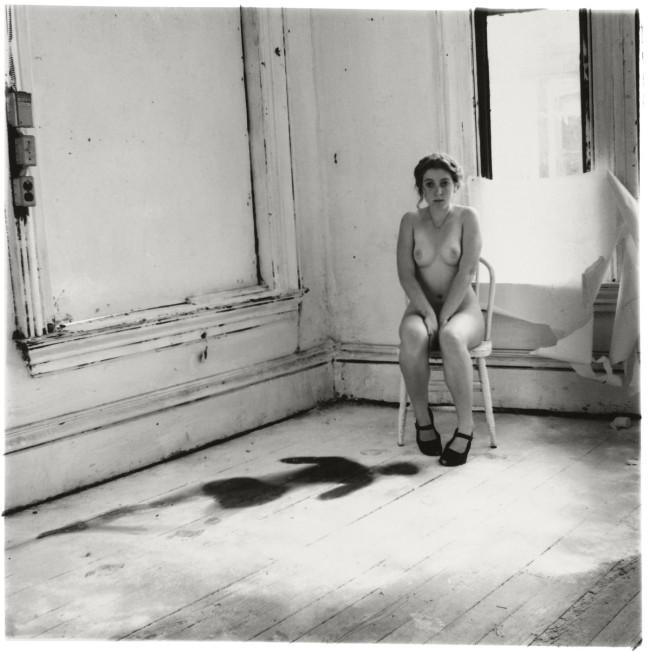 Francesca Woodman. 'Untitled', Providence, Rhode Island, 1976