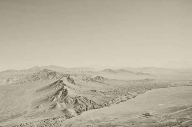 Silvi Glattauer. 'Altiplano 1' 2015