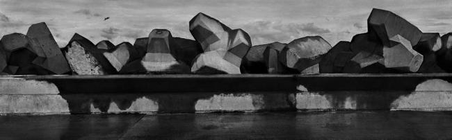 Josef Koudelka. 'France (Nord Pas-de-Calais)' From the series 'Chaos', 1989