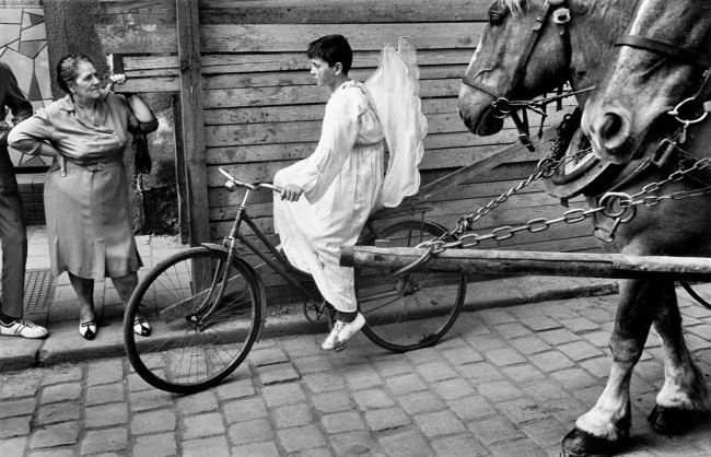 Josef Koudelka. 'Czechoslovakia' 1968