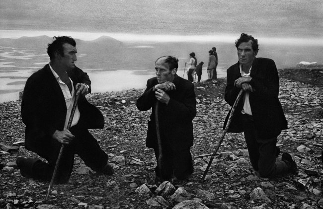 Josef Koudelka. 'Ireland' 1972