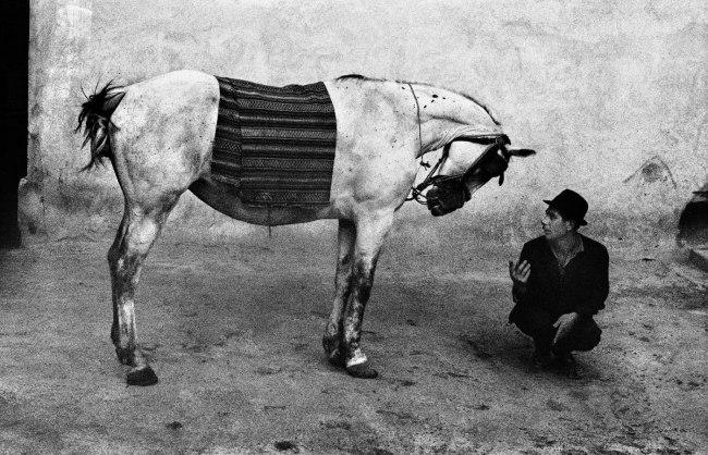 Josef Koudelka. 'Romania' 1968