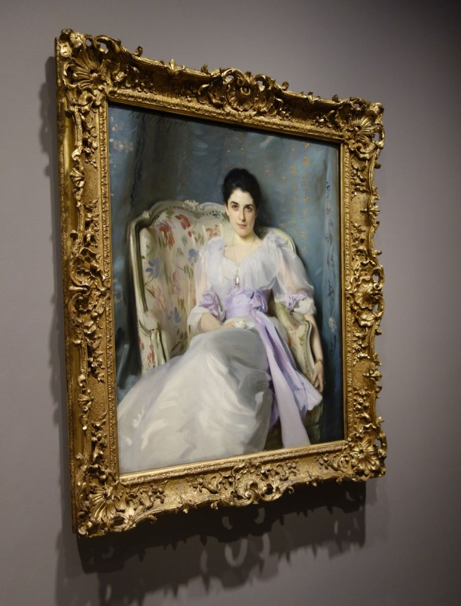 John Singer Sargent (USA, 1856-1925) 'Lady Agnew of Lochnaw' 1892