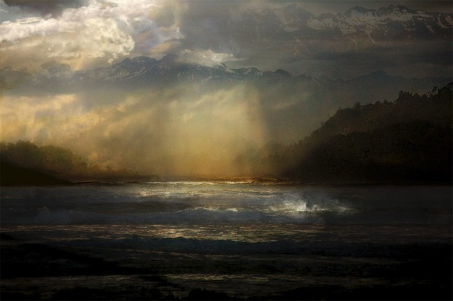 Rebekah Stuart. 'Dreaming in reverse 2' 2014