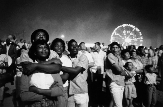 Bruce Davidson. 'Untitled' July 4, 1962