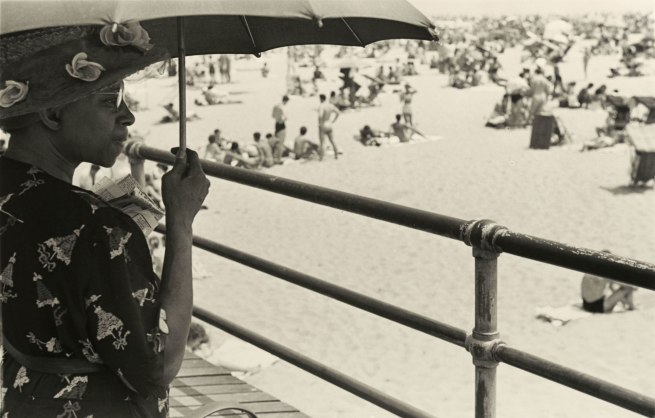 Homer Page (American, 1918–1985). 'Coney Island' July 30, 1949