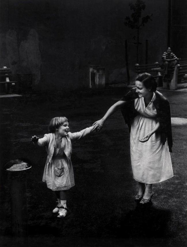 Dave Heath (Canadian, born United States, 1931) 'Greenwich Village, New York City, 1957'