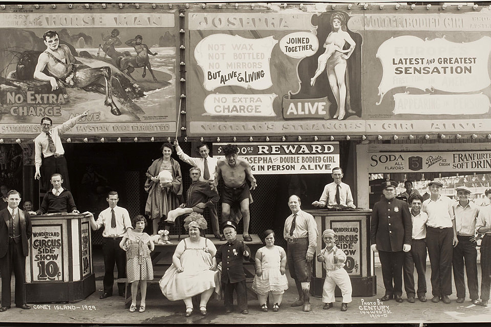 Coney Island Visions Of An American Dreamland Shows