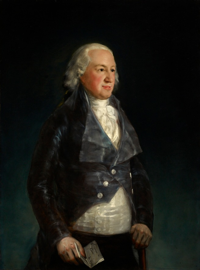 Francisco de Goya. 'Don Pedro, Count of Osuna' 1797-9