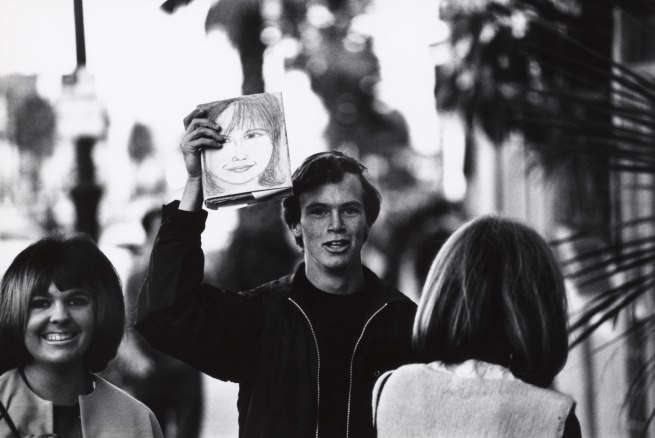 Dave Heath (Canadian, born United States, 1931) 'Berkeley, California, 1964'