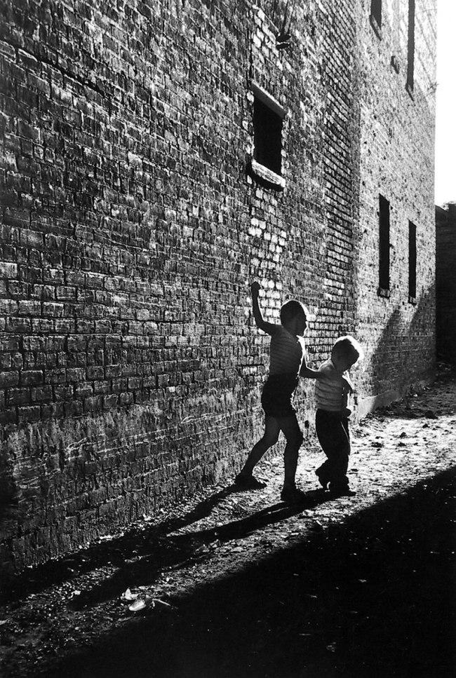 Dave Heath (Canadian, born United States, 1931) 'Chicago, 1956'