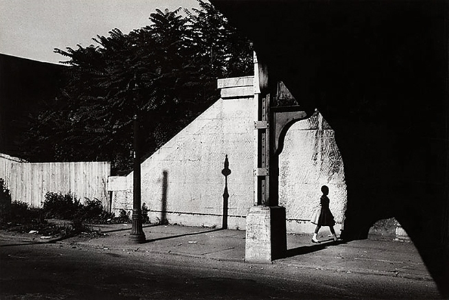 Dave Heath (Canadian, born United States, 1931) 'Rochester, New York, 1958'