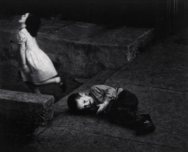 Dave Heath (Canadian, born United States, 1931) 'Vengeful Sister, Chicago, 1956'