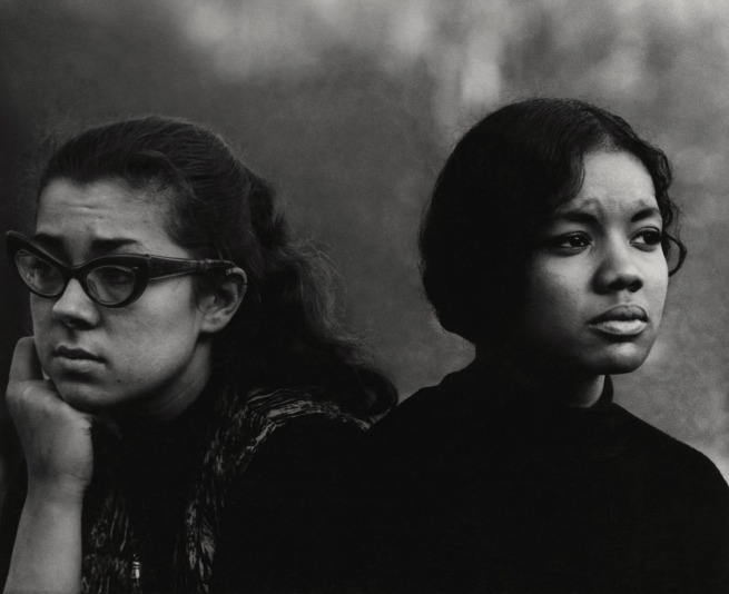 Dave Heath (Canadian, born United States, 1931) 'Washington Square, New York City, 1959-1960'
