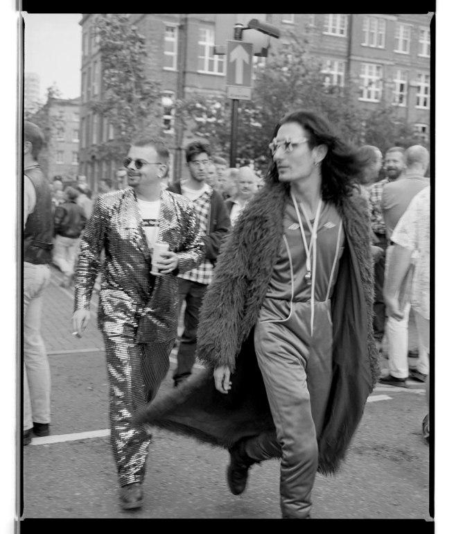 Marcus Bunyan. 'Manchester Mardi Gras' 1993