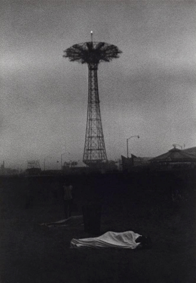 Robert Frank. 'Coney Island' 4th of July, 1958