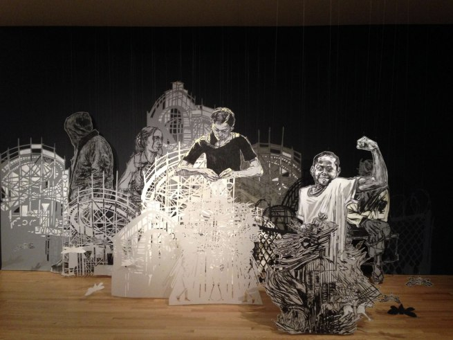 Swoon. 'Coney, Early Evening' 2005