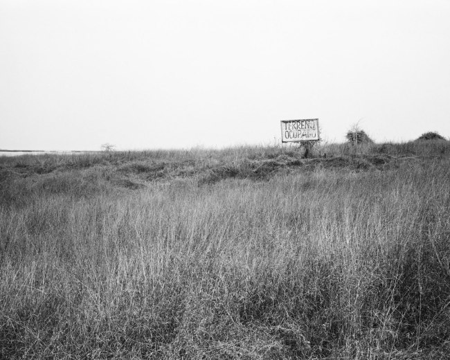 Jo Ractliffe (South African, born 1961) 'Vacant plot near Atlantico Sul' 2007