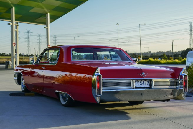 Andrew Follows. 'Cadillac Coupe de Ville 1965' 2016
