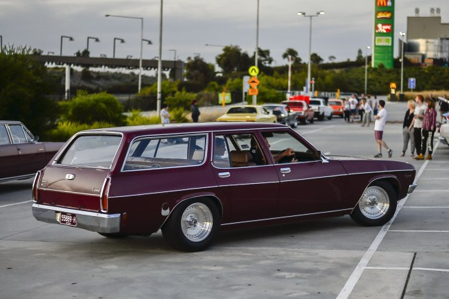 Andrew Follows. 'HQ Holden Kingswood wagon 1972' 2016